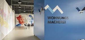 Wohnungswirtschaft: Howoge eröffnet Kreativwerkstatt
