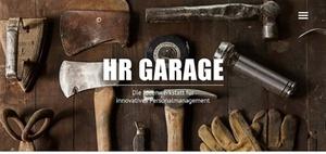 HR Garage: Experimentierraum für neue Methoden in HR