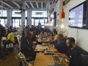 HR Hackathon: Schlaflos in Berlin: HR und IT tüfteln gemeinsam