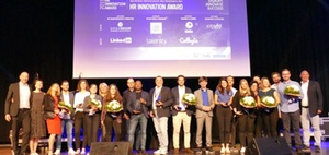 Die Gewinner des HR Innovation Award