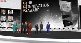 HR Innovation Award 2020: Preisverleihung