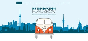 HR Innovation Roadshow 2017: HR-Startups auf Tour