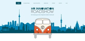 HR Innovation Roadshow Screenshot