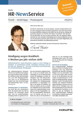 HR News 01 2012