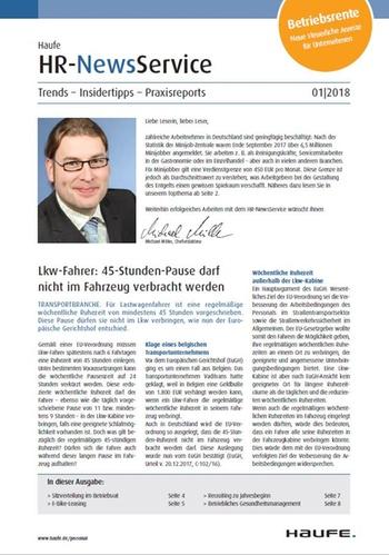 Minijob News Und Fachwissen Haufe