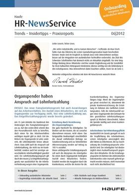 HR News 06 2012