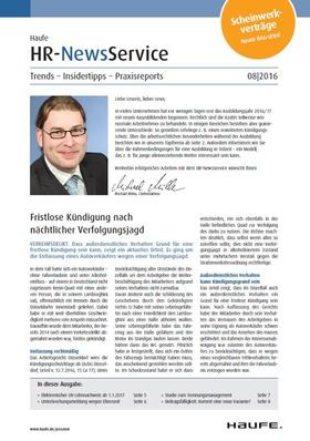 HR News 08 2016