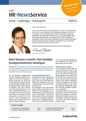 HR News 09 2013