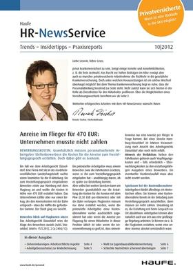 HR News 10 2012