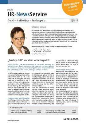 HR News 10 2013