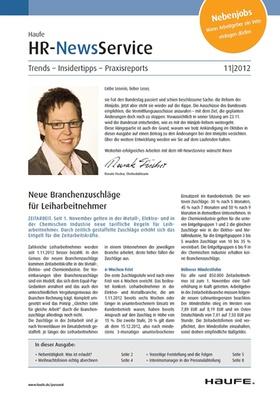 HR News 11 2012