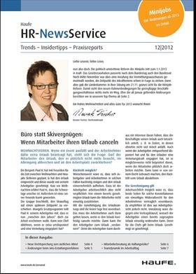 HR News 12 2012