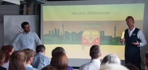 HR Roadshow: Startups auf Tour