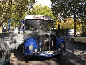 HR-Safari Berlin Reisebus