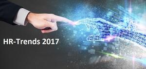 HR-Trends 2017: Die wichtigsten Themen
