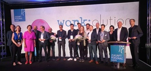 Die Gewinner des HR Innovation Award 2018
