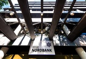 HSH Nordbank Fassade Hauptsitz Hamburg