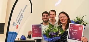 Startup-Contest: Gewinner der Hubitation Finals stehen fest