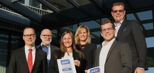ICV Controlling-Nachwuchspreis 2018 Preisträger