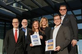 Preisträger und Juroren des ICV-Controlling-Nachwuchspreises 2018