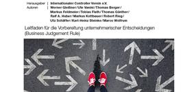 """ICV Leitfaden """"Entscheidungsvorlagen für die Unternehmensführung"""""""