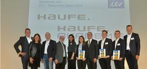 ICV Newcomer Award: Ausschreibung Controller Nachwuchspreis