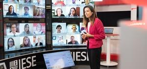 MBA-Studium: Virtueller Unterricht statt Klassenraum