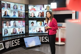 IESE Virtueller Unterricht