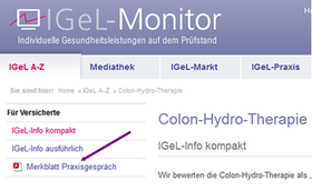 IGeL-Info