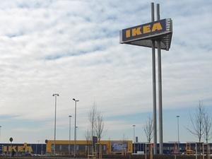 Ikea plant 25.500-Quadratmeter-Möbelhaus in Karlsruhe