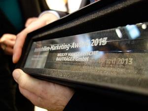 Immobilien-Marketing-Award 2013 auf der Expo Real verliehen