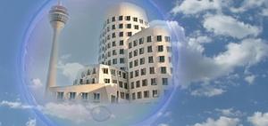 Wohnimmobilien in 12 von 15 Stadtzentren überbewertet
