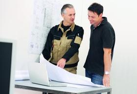 Immobiliendienstleister Architekt und Bauleiter