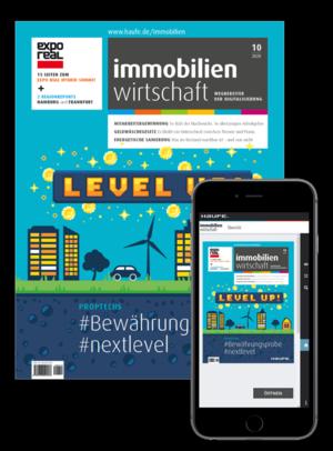 Immobilienwirtschaft 10/2020 | Immobilienwirtschaft: Magazin für Management, Recht, Praxis