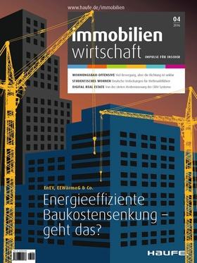 Immobilienwirtschaft 4/2016
