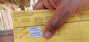Auskunftspflicht zum Corona-Impfstatus