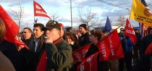 Arbeitskampfrecht: Streik um Tarifsozialplan rechtmäßig