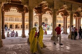 Indien Palast in Jaipur