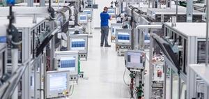 Neue Studie: Technologische Trends in der Industrie 4.0