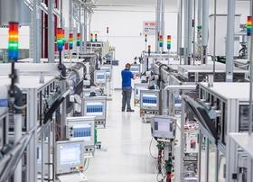 Industrie 4.0 Fertigung bei Bosch