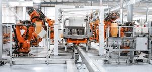Industrie 4.0: Digitalisierung in deutschen Fabriken