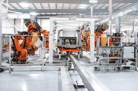 Industrieroboter Kuka