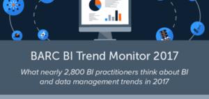 Data Discovery und Visualisierung im BARC BI Trend Monitor