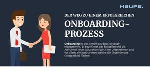 Onboarding: Phasen und Elemente