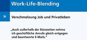 Work-Life-Blending: Wo Job und Privatleben verschmelzen