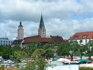 IVG: Hamburger Büromarkt schließt zu München auf