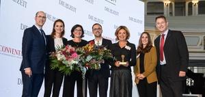 Chancengerechtigkeit: Chefsache-Award 2018