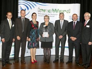 Preisverleihung: Inno Ward 2012 geht an Ergo und LVM