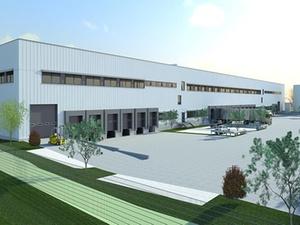 Intauraus entwickelt Logistikzentrum im Münchner Osten