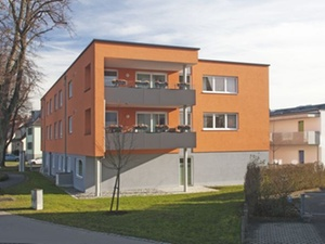 Integratives Bauprojekt Wohnheim Behinderung Frühförderstelle